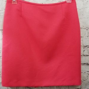 Dresses & Skirts - Petite Coral A-line Career Skirt